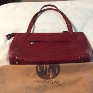 Vintage Monsac handbag